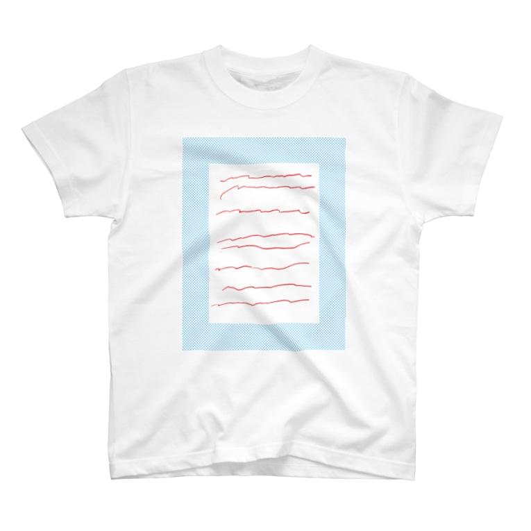 asaoのgoodline T-shirts