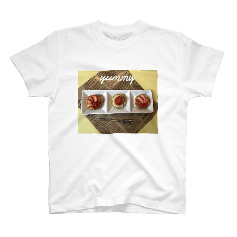 なまくびちゃん。のyummy T-shirts