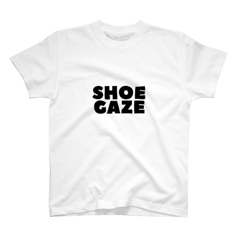 MUSIC TYPESのSHOEGAZE T-shirts