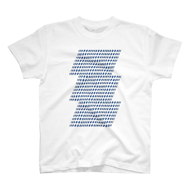 KAERUCAFE SHOPの錯視 T-shirts