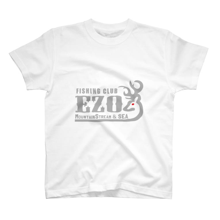 FC_EZOのEZO FISHING T-Shirt