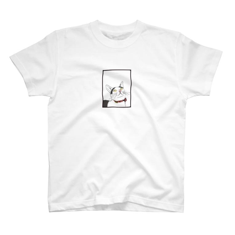 ayano7224のリアルあけみ T-shirts