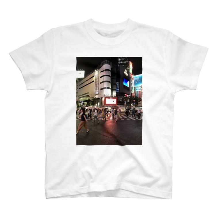 リョウコの雨が降る東京 T-shirts