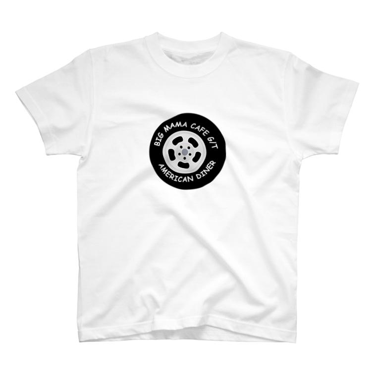 BigmamacafeのBigmamacafe GT T-shirts