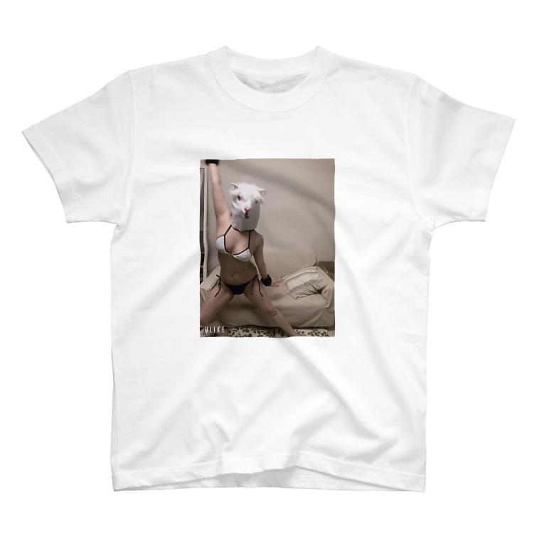 底辺ちゃんの勇者の証 T-shirts