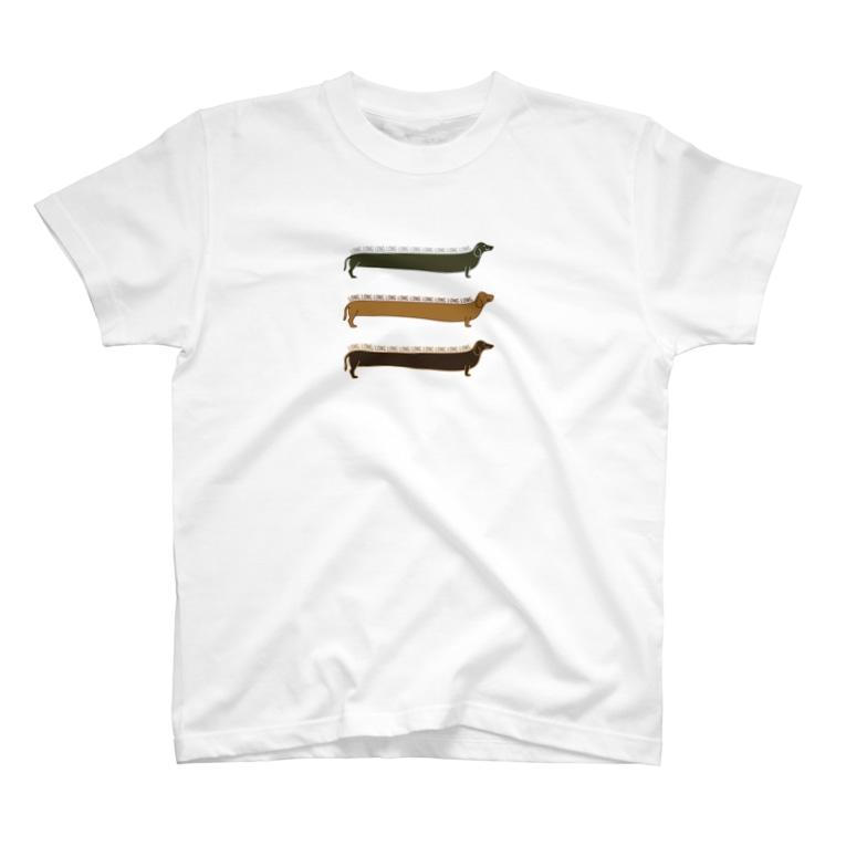 riuichi14のDaaaachshund T-shirts