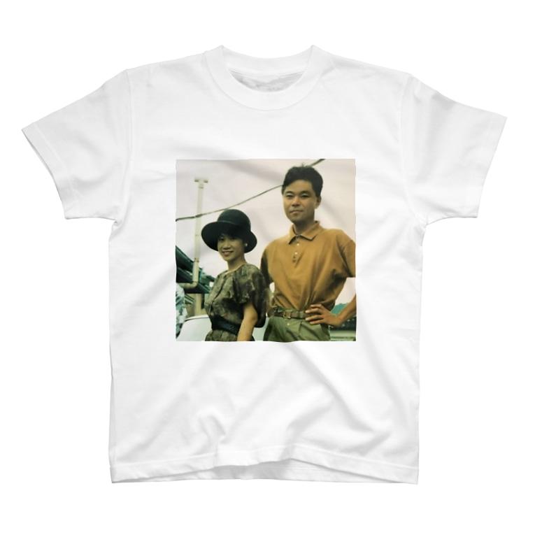 heamoglonのThe Shiba's 2 T-shirts