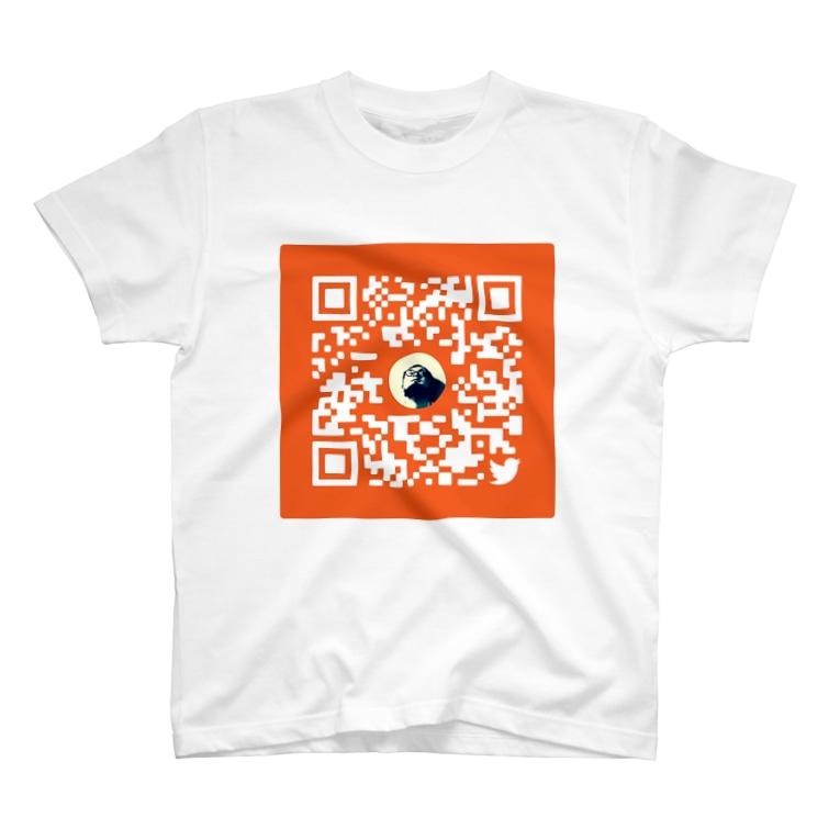 shingo@シャウナ〜八百津町地域おこし協力隊〜のshauna_twitter_T T-shirts