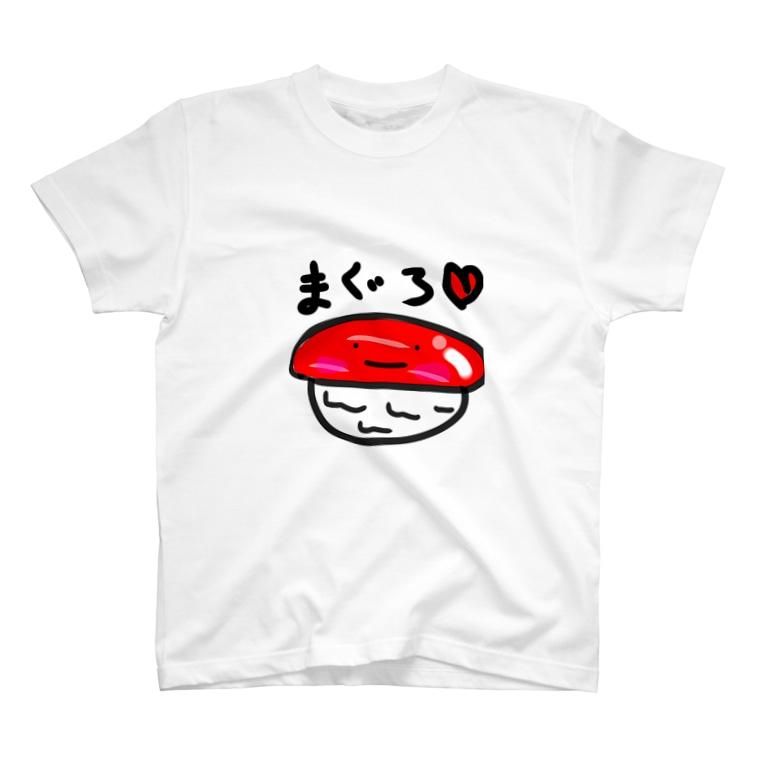 🌈オクトうさぎ@ですのオリジナルキャラ T-shirts