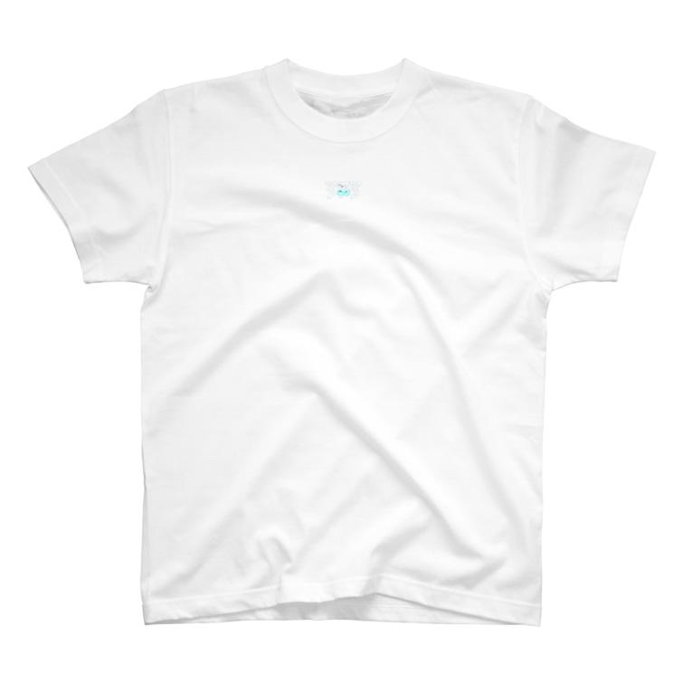 nananapoyoyoのスケルトンスロットチェリー🍒 T-shirts