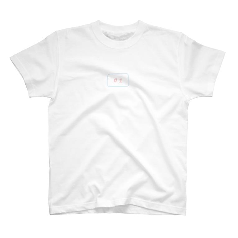 もめんとかげの#1 T-shirts