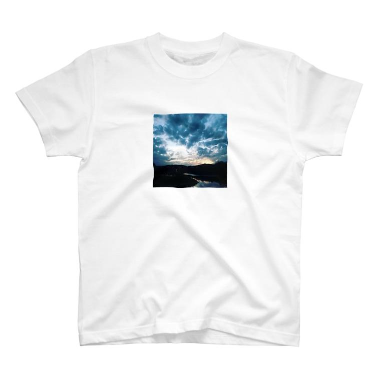 ギヤマン屋のmagichour T-shirts