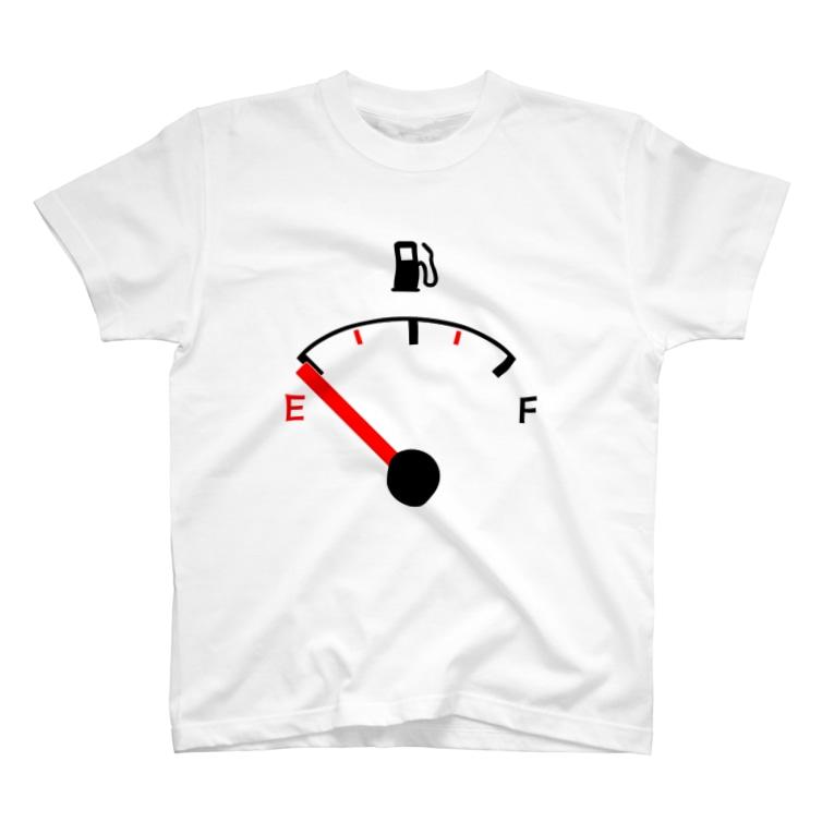 SOCOMのガソリン切れ(白) T-shirts
