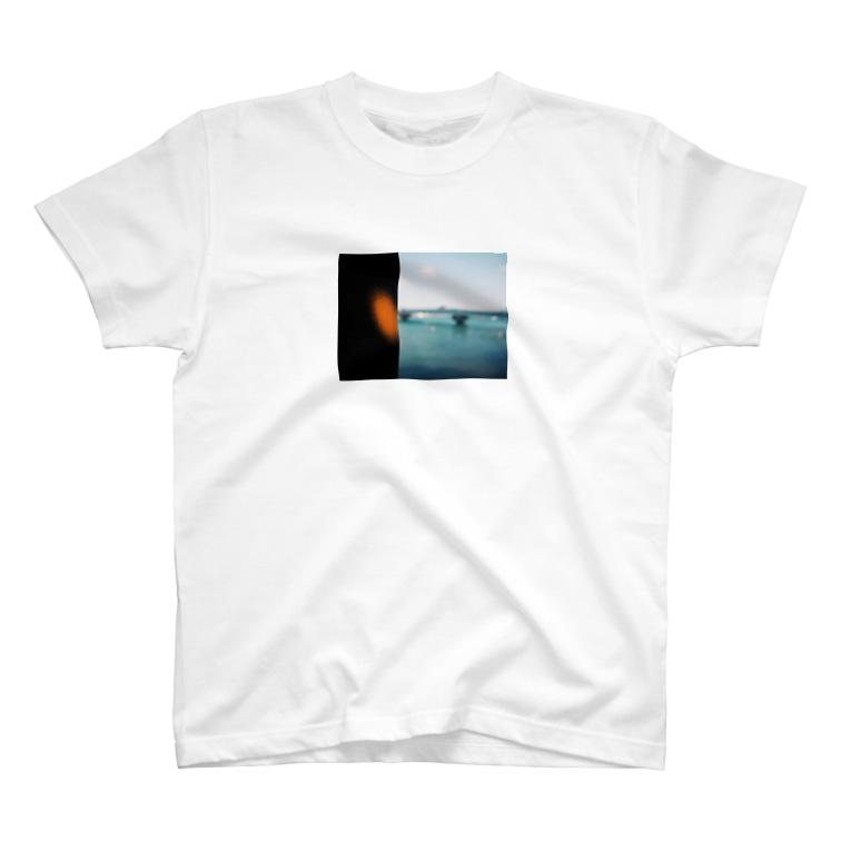 りんごちゃんのフォトT〜海沿い〜 T-shirts