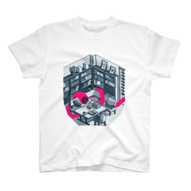 ずぅんのpink in the room T-shirts
