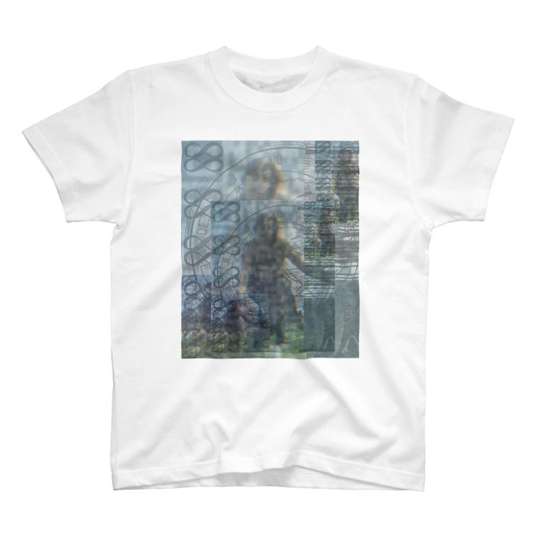 aimuristのD'gaia dance  T-shirts