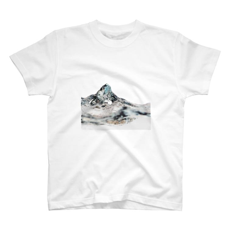 コウケツコタロウの水 T-shirts