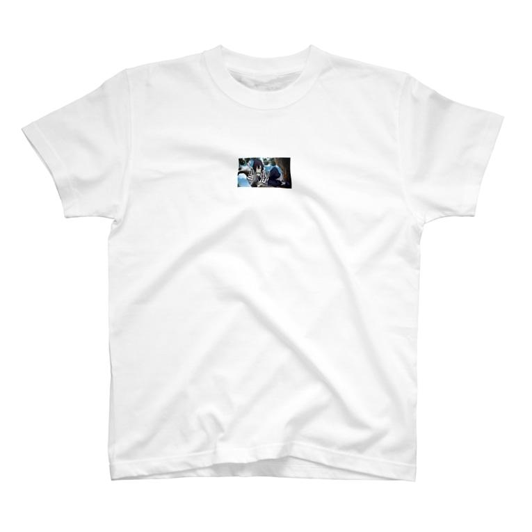 ひより(猫)の伊黒小芭内 T-shirts