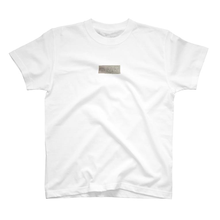 常南の三銃士 T-shirts