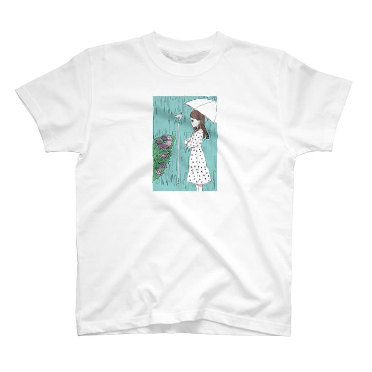 ひ み つ き ちの6月生まれの女の子 T-Shirt