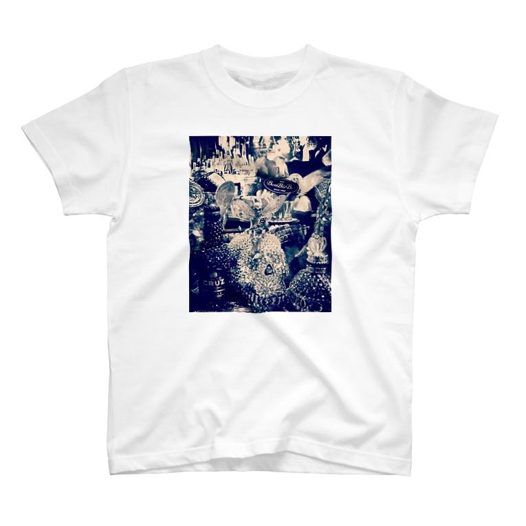 FTTYの「BAR BumBleBee」応援アイテム(B) T-shirts