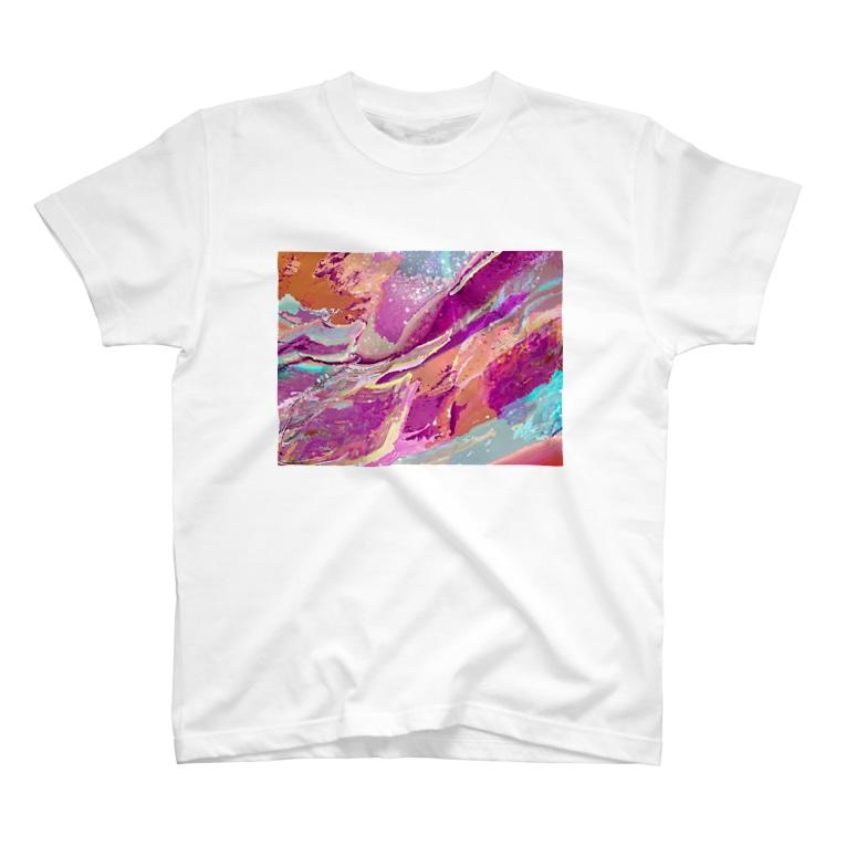 tomomigotoの波 T-shirts