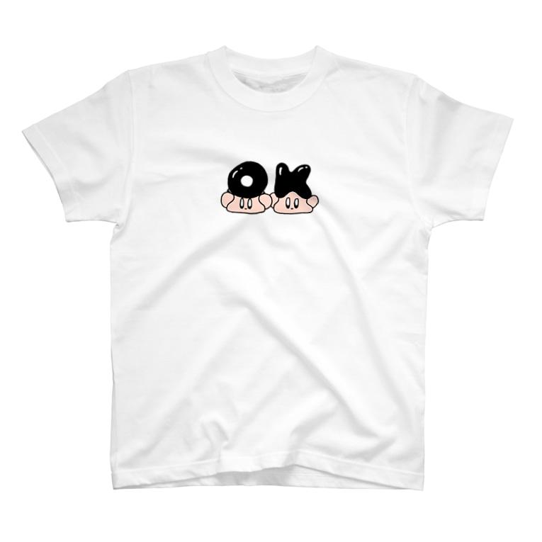 naminaのOKボーイ T-shirts