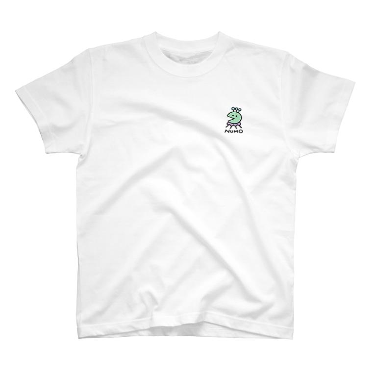 北極まぐのNUMO T-Shirt