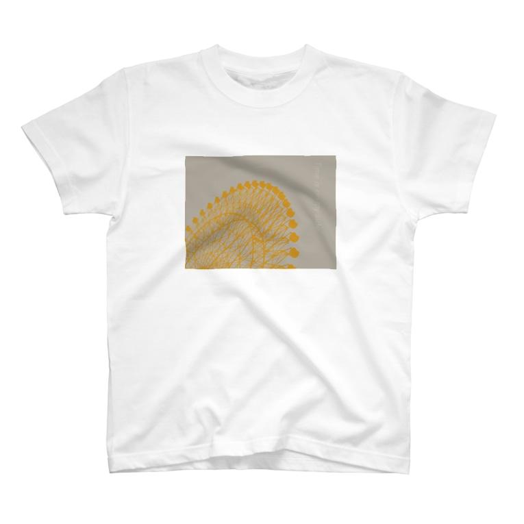 檸檬倶楽部のゆっくり進もう T-shirts