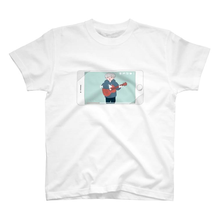 Kozueのひきかたりどうが T-shirts