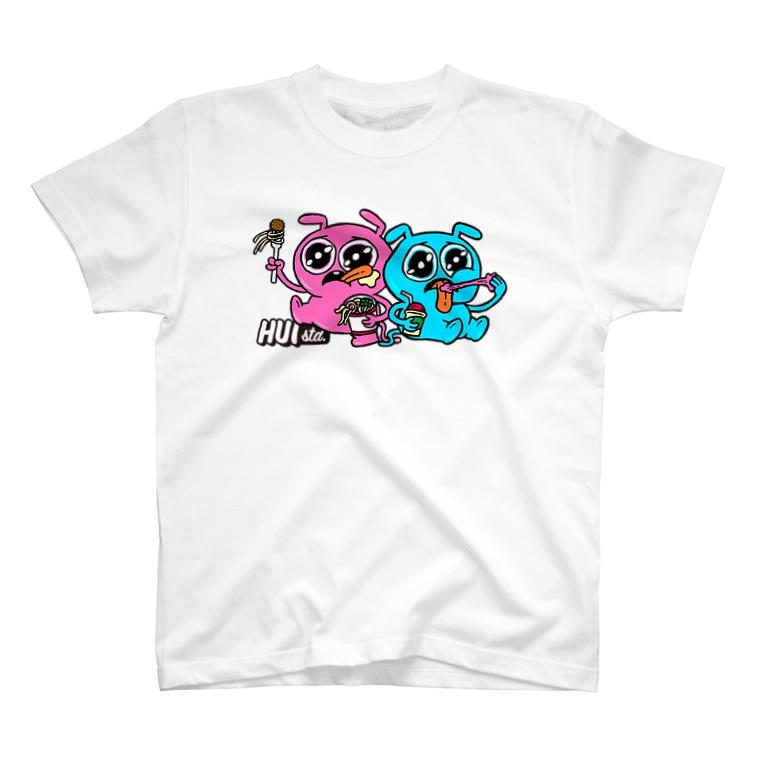 HUI-Studio.のGUMMY DOGS T T-Shirt