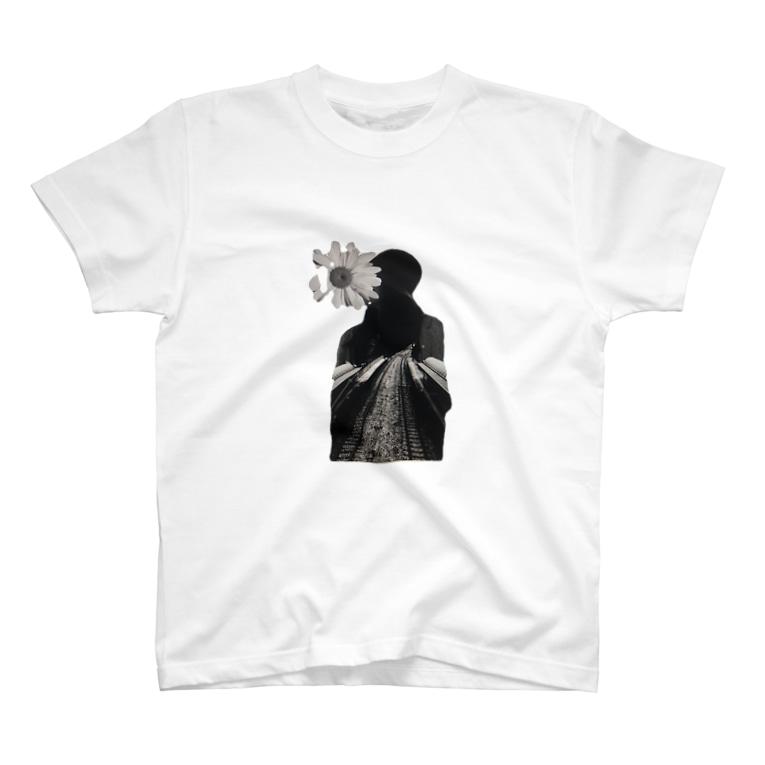 lenhung2108のThe girl  T-shirts