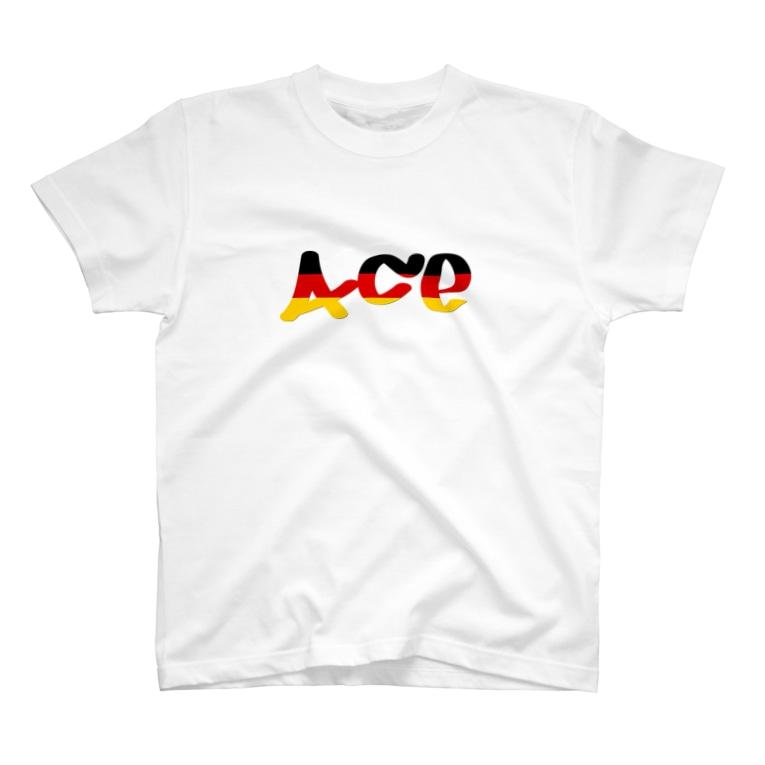 AceのGermany T-shirts