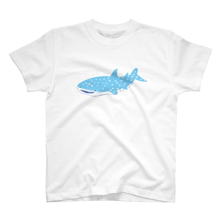 ももろ のじんべえ T-shirts