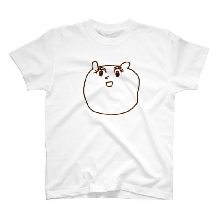 asnmsmsのくま T-shirts
