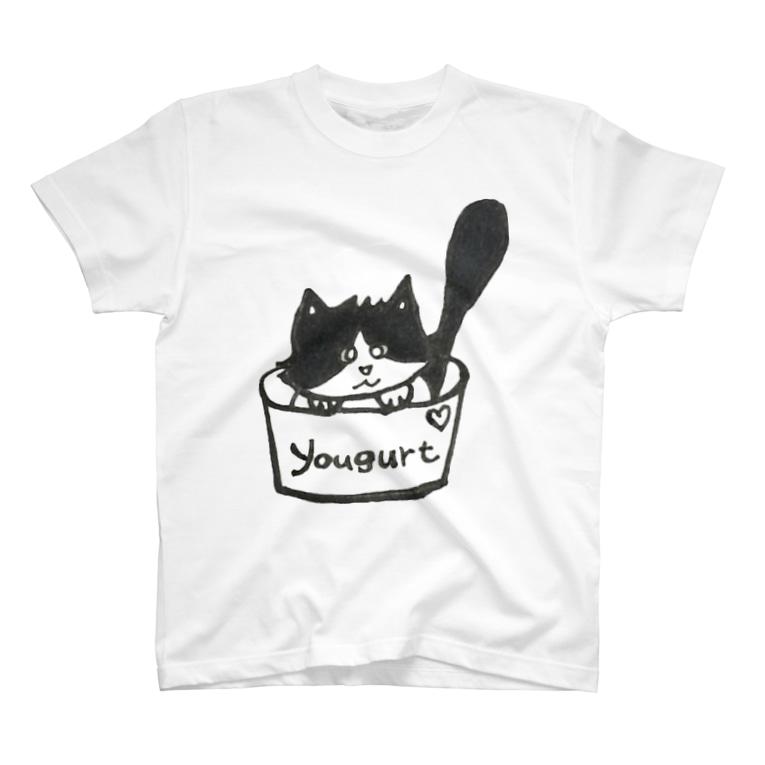 anzu2hime1のヨーグルトひめちゃん T-shirts