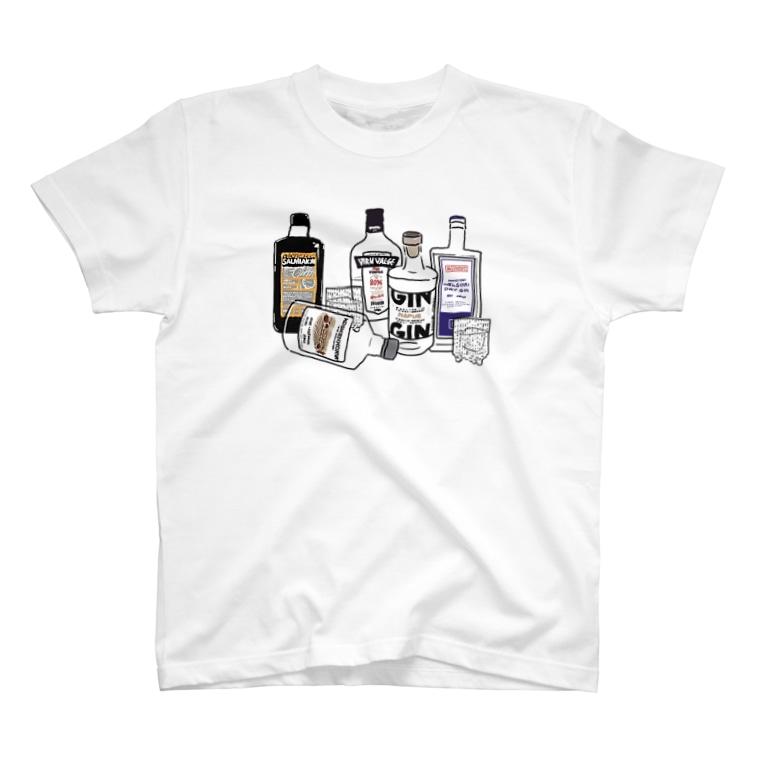 週末北欧部のフィンランドのヘビーな酒 T-shirts
