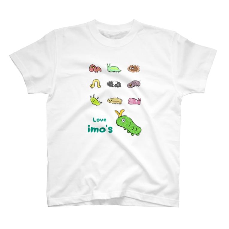 DOTEKKOのゆるイモ T-Shirt