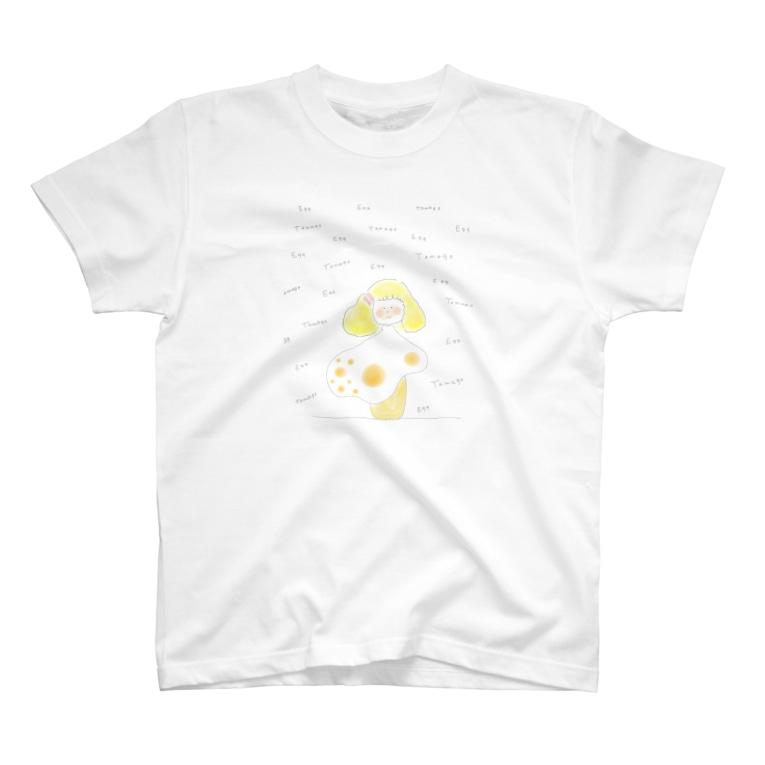 Namazooeの玉子さん T-Shirt