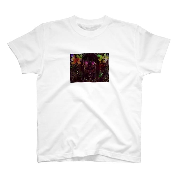矢尾田亜紗美の「あの子のうそつき!」 T-shirts