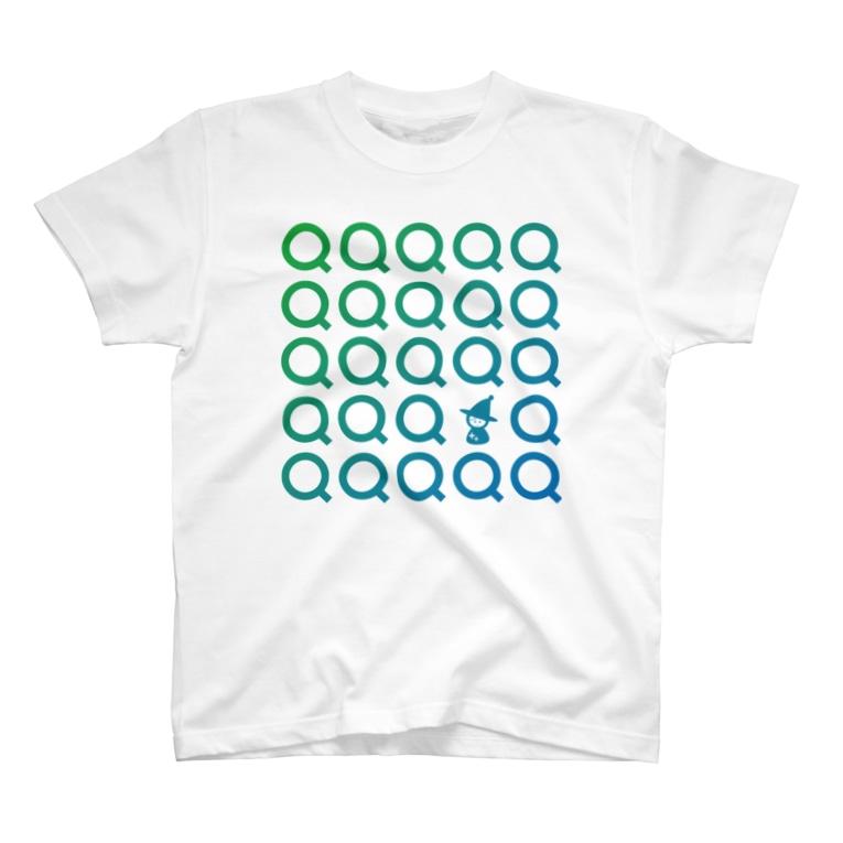Qiita公式ショップのQiitaマーク T-shirts