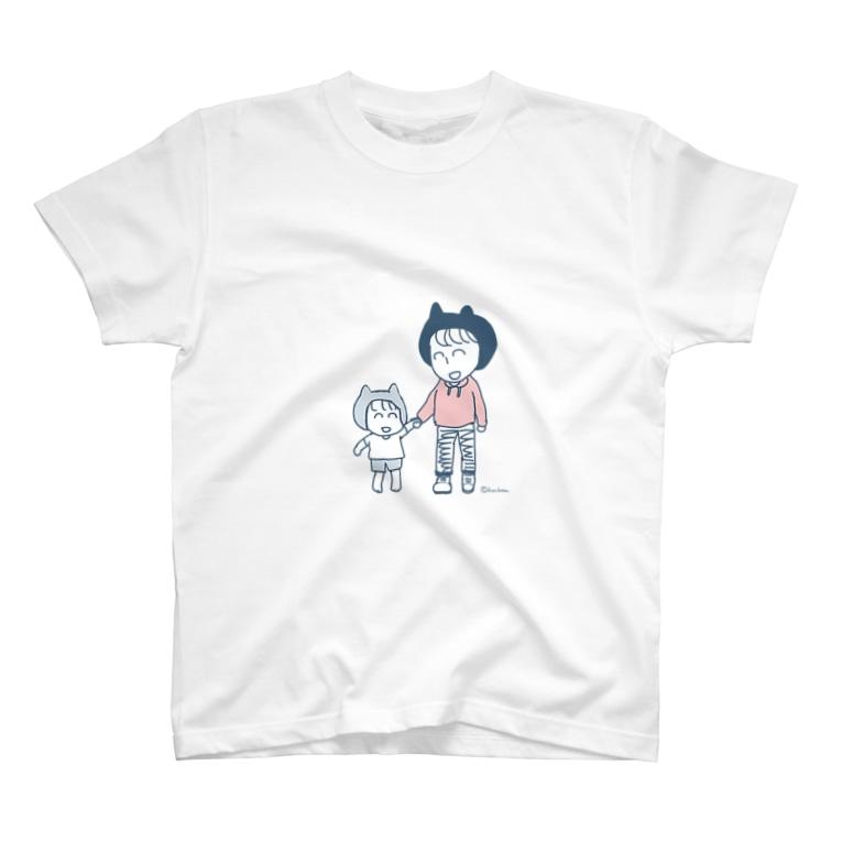 ぼくがエンジニアになるまでとなってからものがたりの小さなぼくと大きなぼく T-shirts