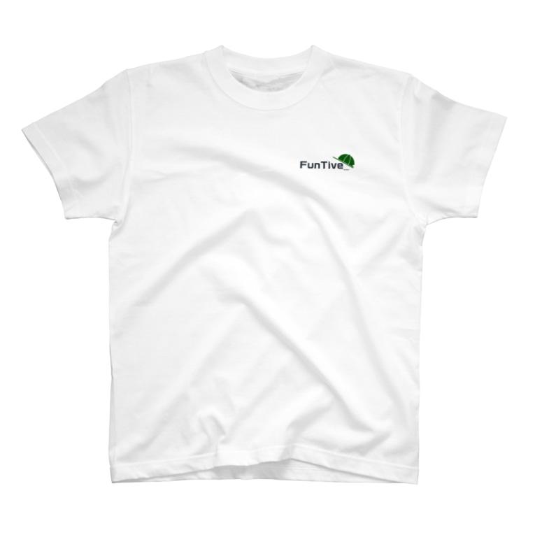 FunTive_のFunTive_ T-shirts