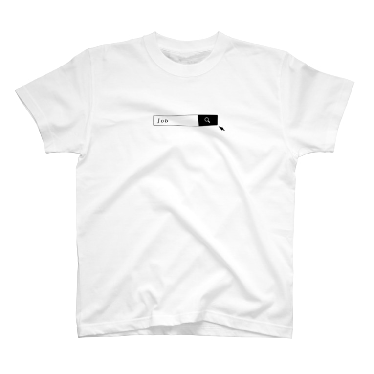 HiroComai'S SHOPのjob search T-shirts