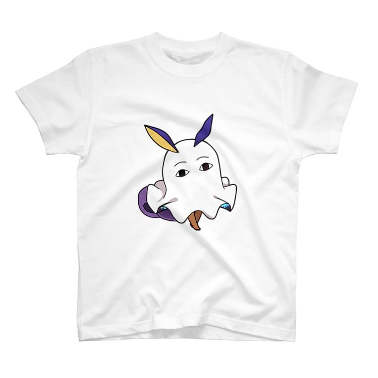 CIRCLEAOのメジェド様 T-Shirt