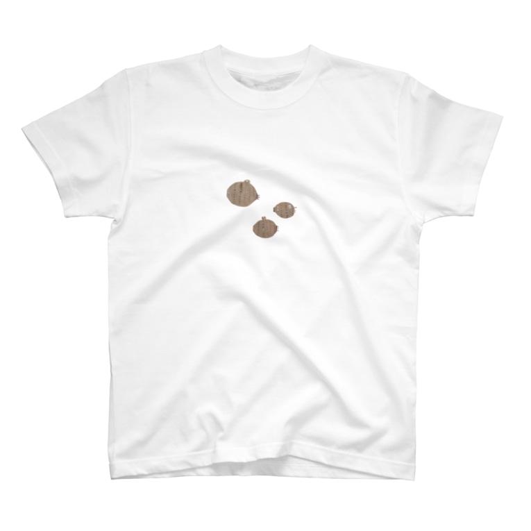 yorimichiのさといも T-shirts
