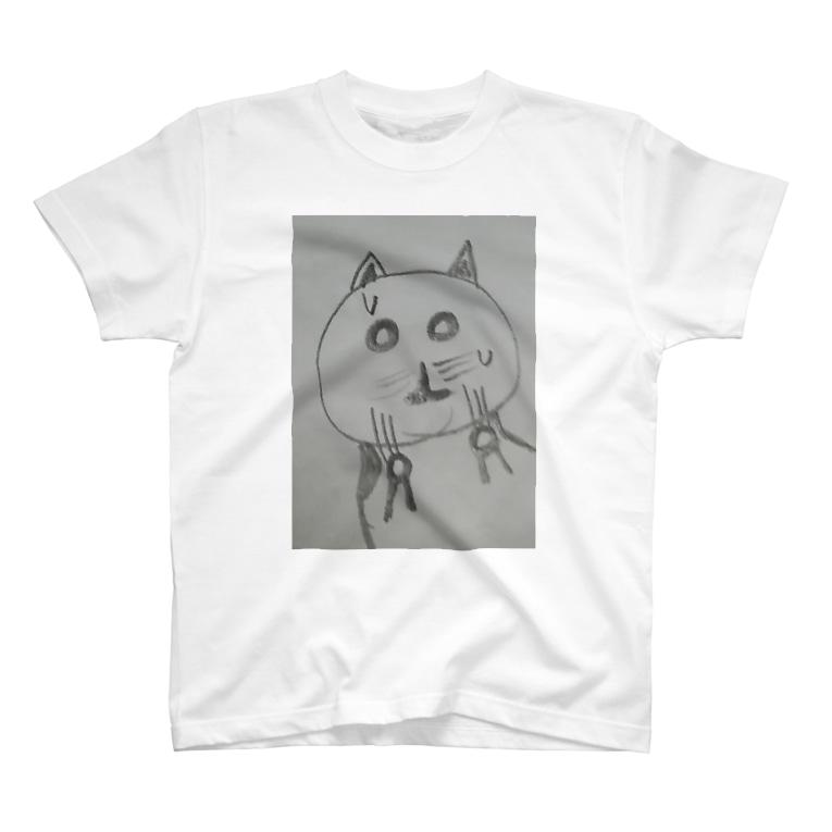 ゴロゴロニャ~祭りの蝮(まむし)ネコ②  T-shirts