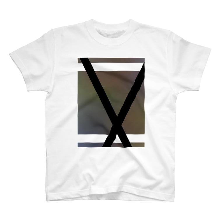 and_TEN_caのばってん T-shirts
