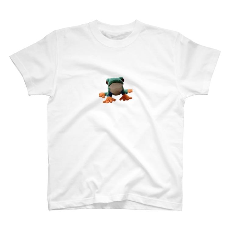 嘔吐のずっといっしょ T-shirts
