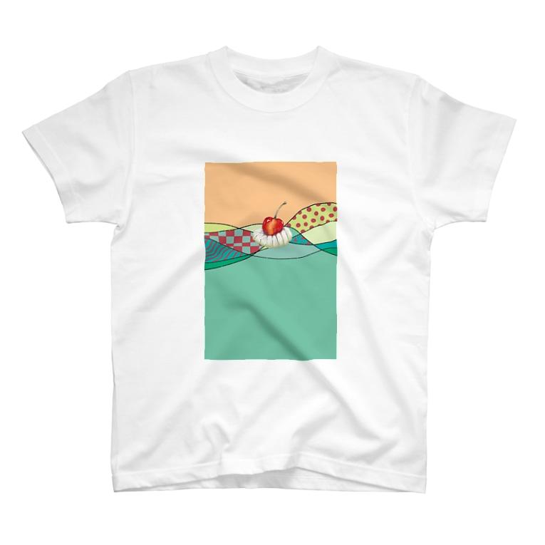 kiyoraのメロンソーダ T-Shirt